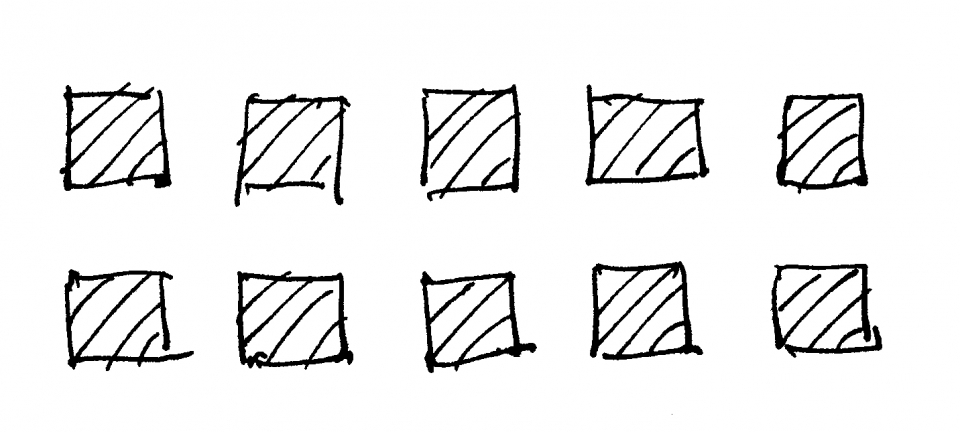 Figure 5:. PlanBuildings, only one scale